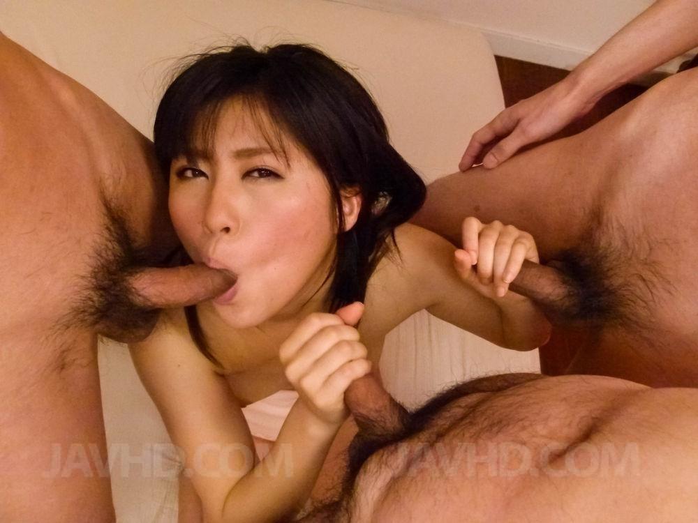 Вчетвером - Порно фото галерея 970098