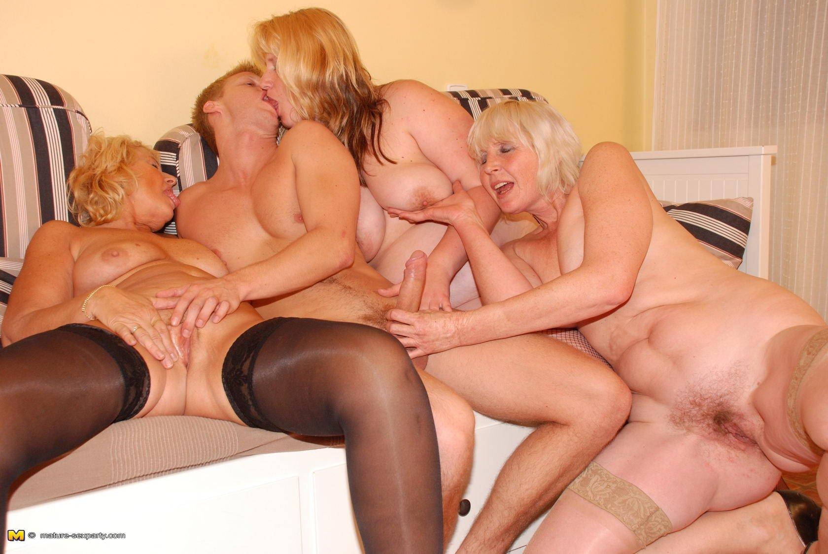 Порно Зрелих Телок Фото