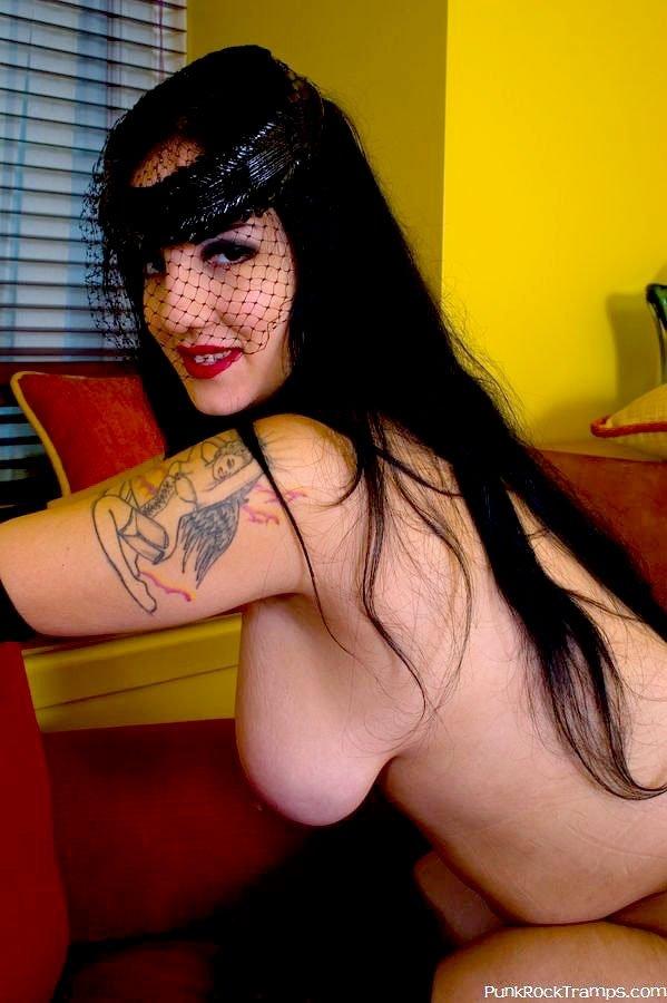 Готическое - Порно фото галерея 412265