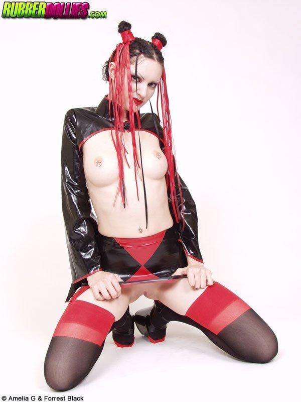 Готическое - Порно фото галерея 64936