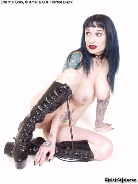 Готическое - Порно фото галерея 64929