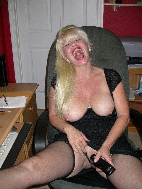 Пожилая - Порно фото галерея 65622