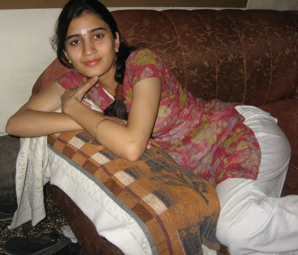 Girls chested indian flat teen