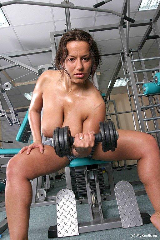 В спортзале - Фото галерея 925407