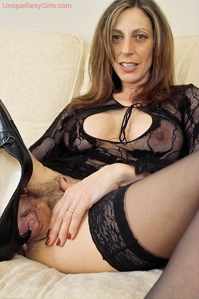 Засунула - Порно фото галерея 742283