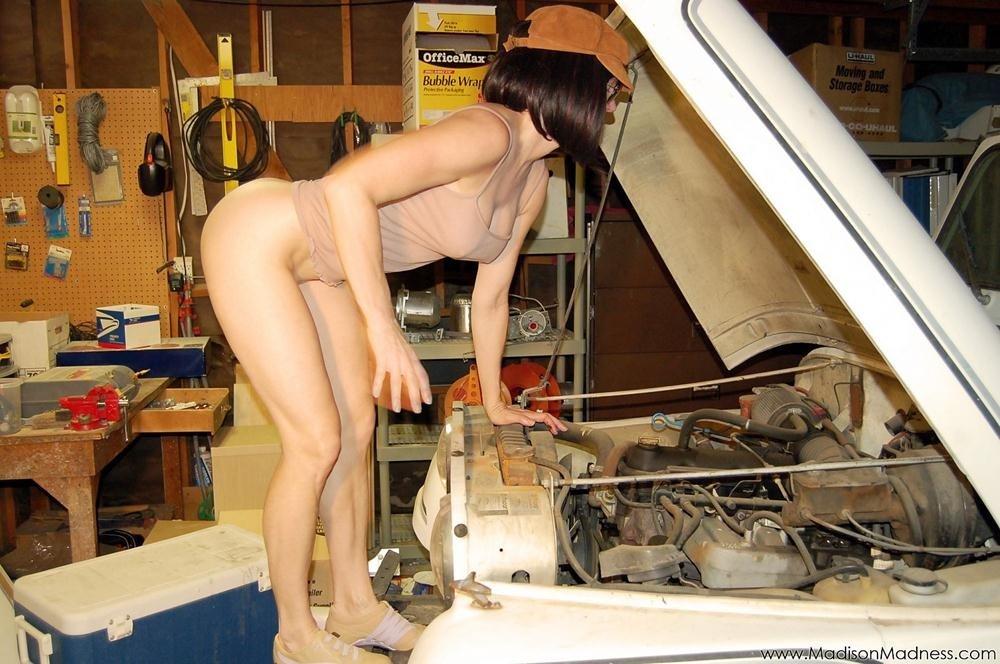 Зрелая - Порно фото галерея 953655