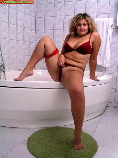 Толстая зрелая женщина - Порно фото галерея 268944