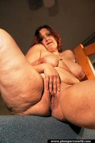 Толстая зрелая женщина - Фото галерея 269259