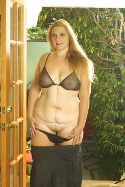 Толстая зрелая женщина - Порно фото галерея 269111