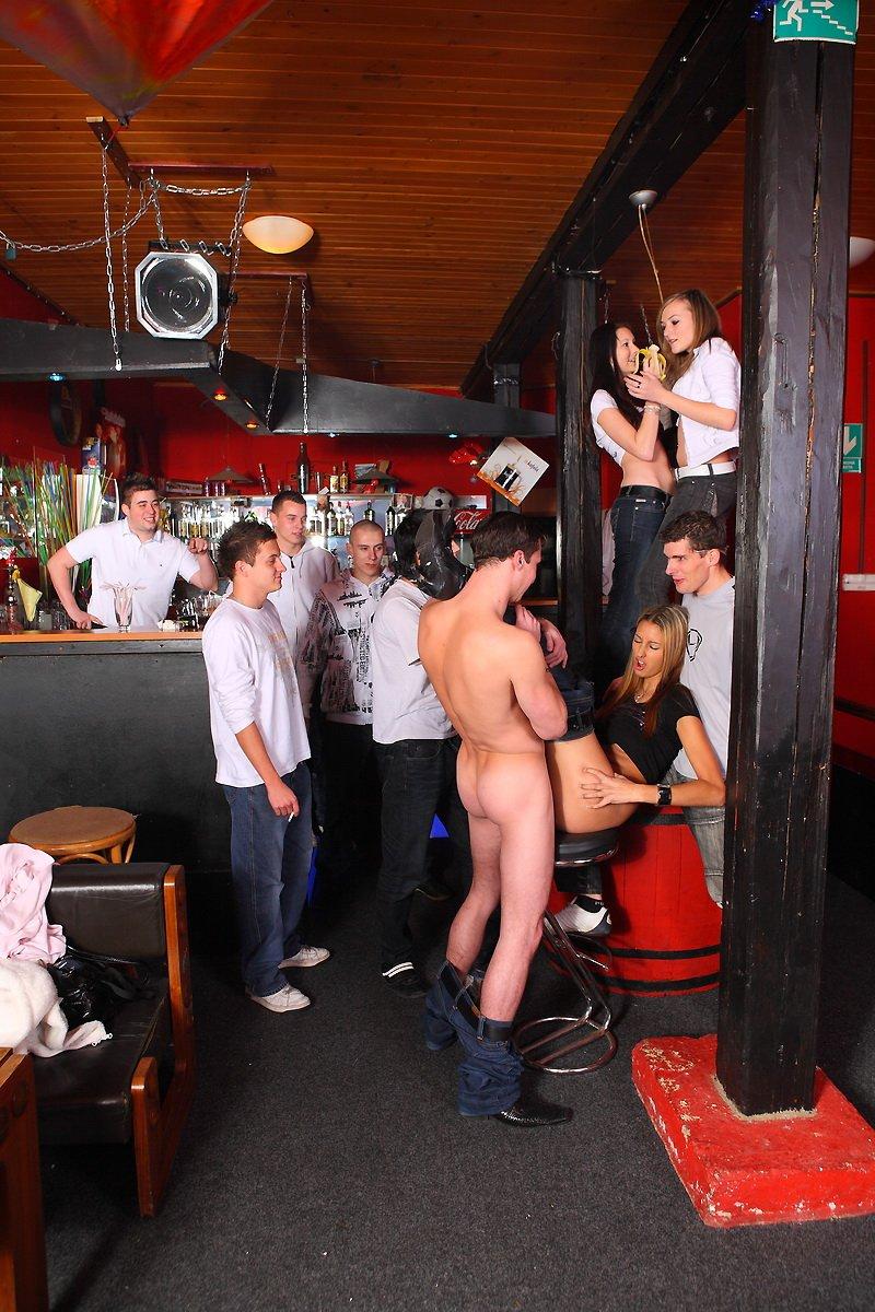Пьяная секс вечеринка - Фото галерея 1075183