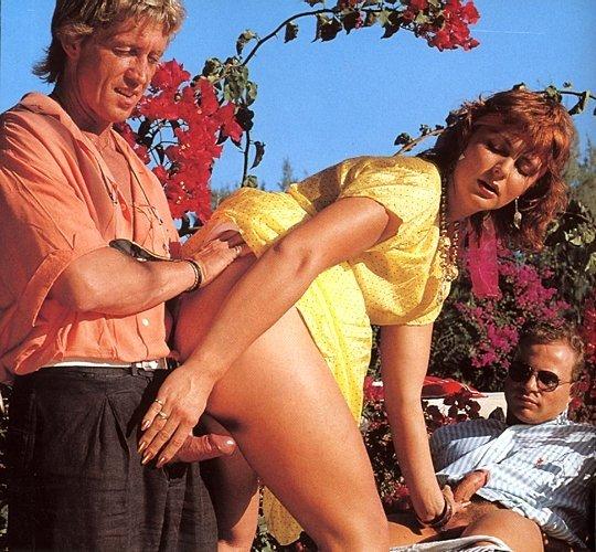 Ретро - Порно фото галерея 138039