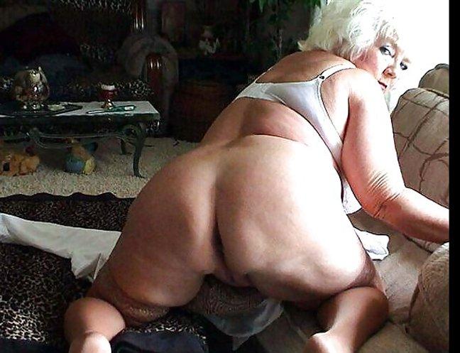 Порно большие жопы старушки