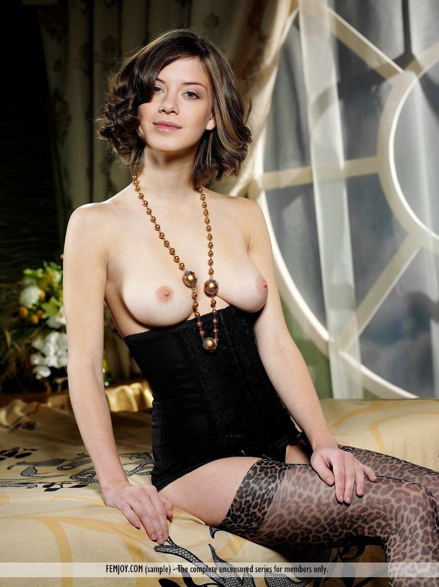 В чулках - Порно фото галерея 960574