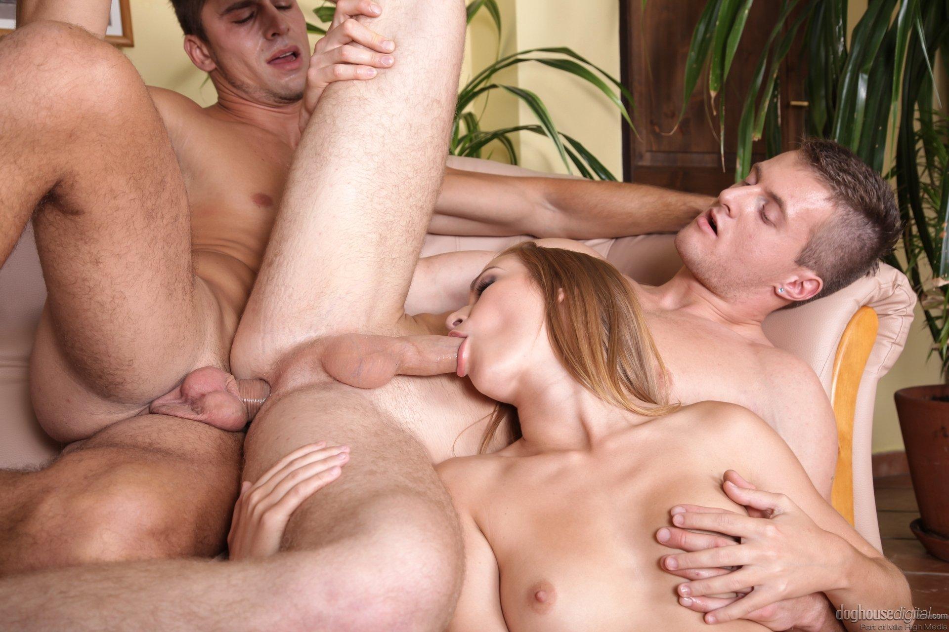 Бисексуалы трах фото