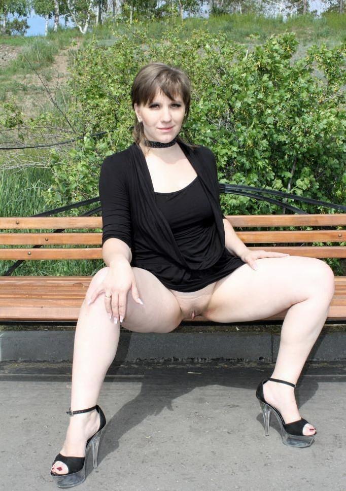 Сексуальная женщина с берегов Невы