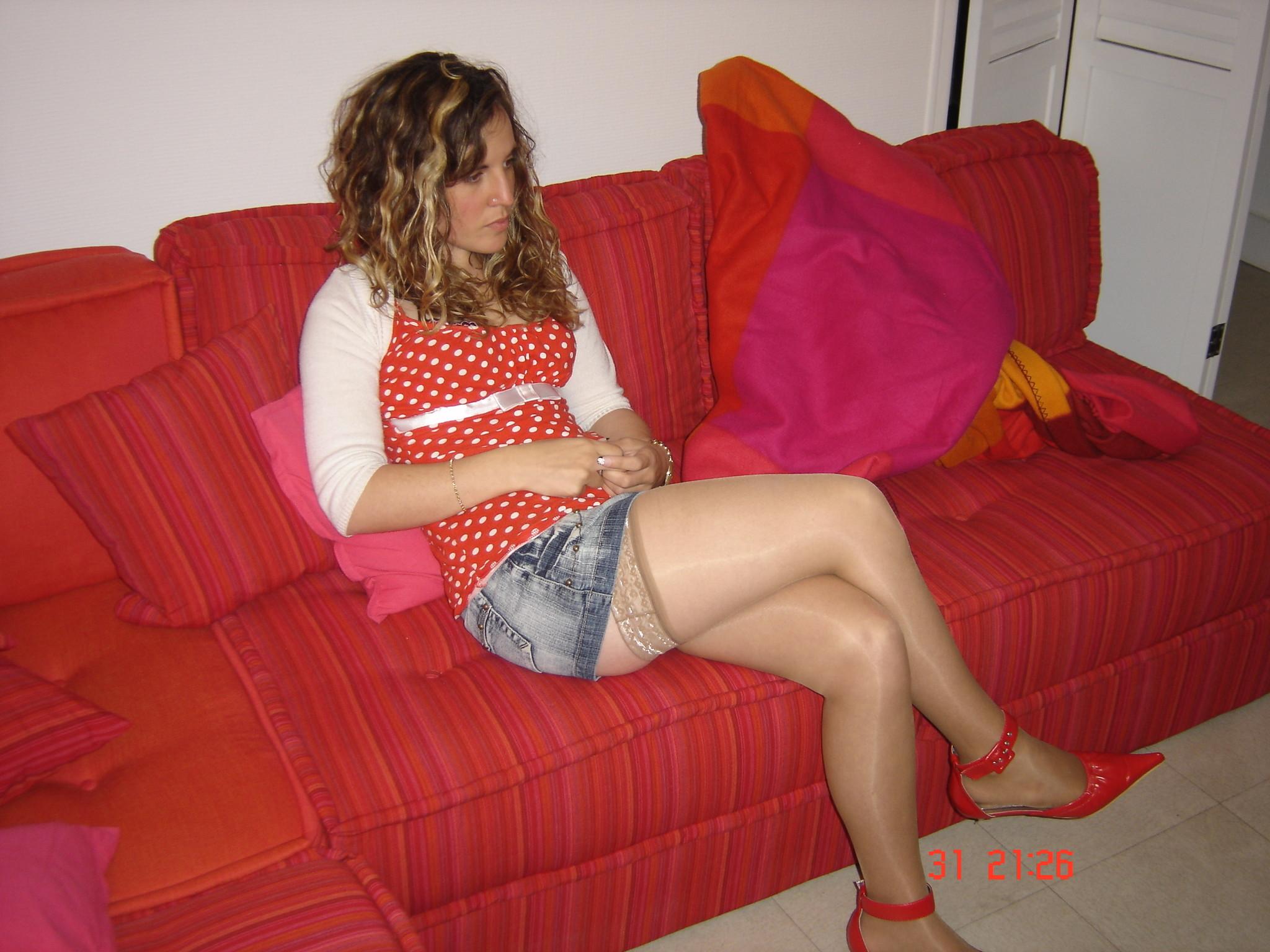 Трах в пизду испанской женщины