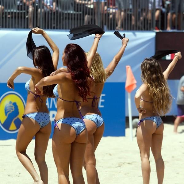 Португалки в бикини