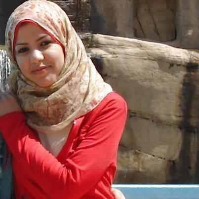 Сиськи и голое тело египетской студентки