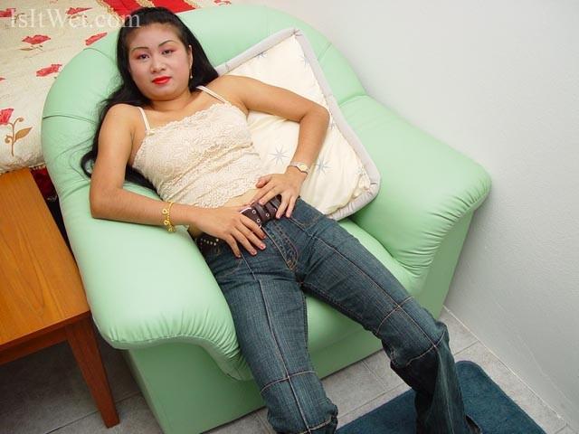 Секс с молодой вьетнамской проституткой