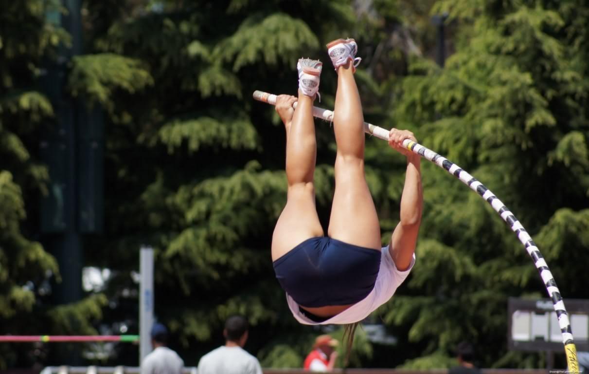 Легкоатлетка из Калифорнии Эллисон Стоукк