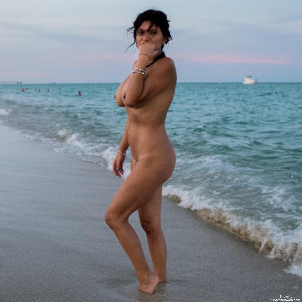 Знойная немка отдыхает во Флориде