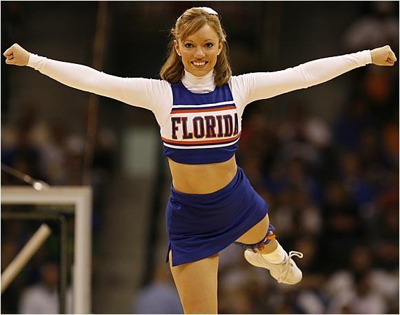 Чирлидерши из Флориды