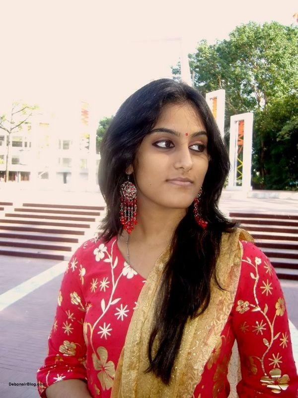Милая дама из Бангладеша