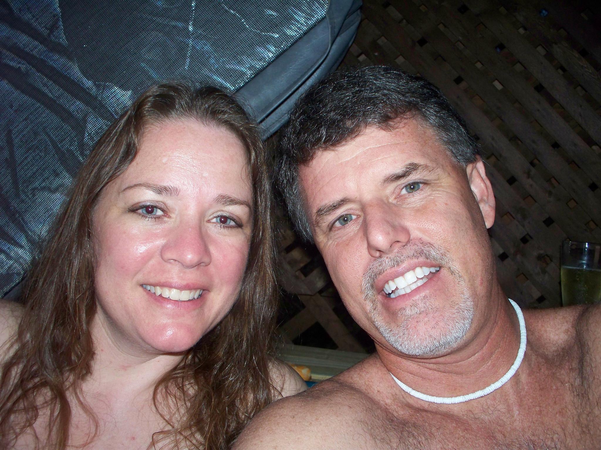 Интимные фото зрелой пары из Техаса