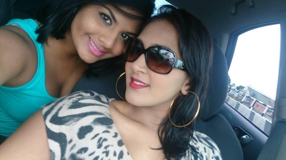 Красавицы из Тринидада (не голые)
