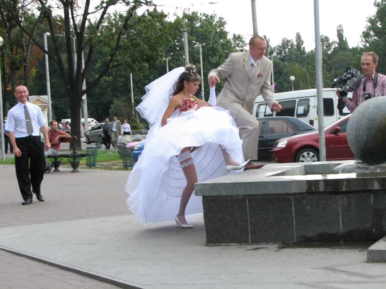 Телки на свадьбе фото, Свадебные засветы (44 фото) 9 фотография