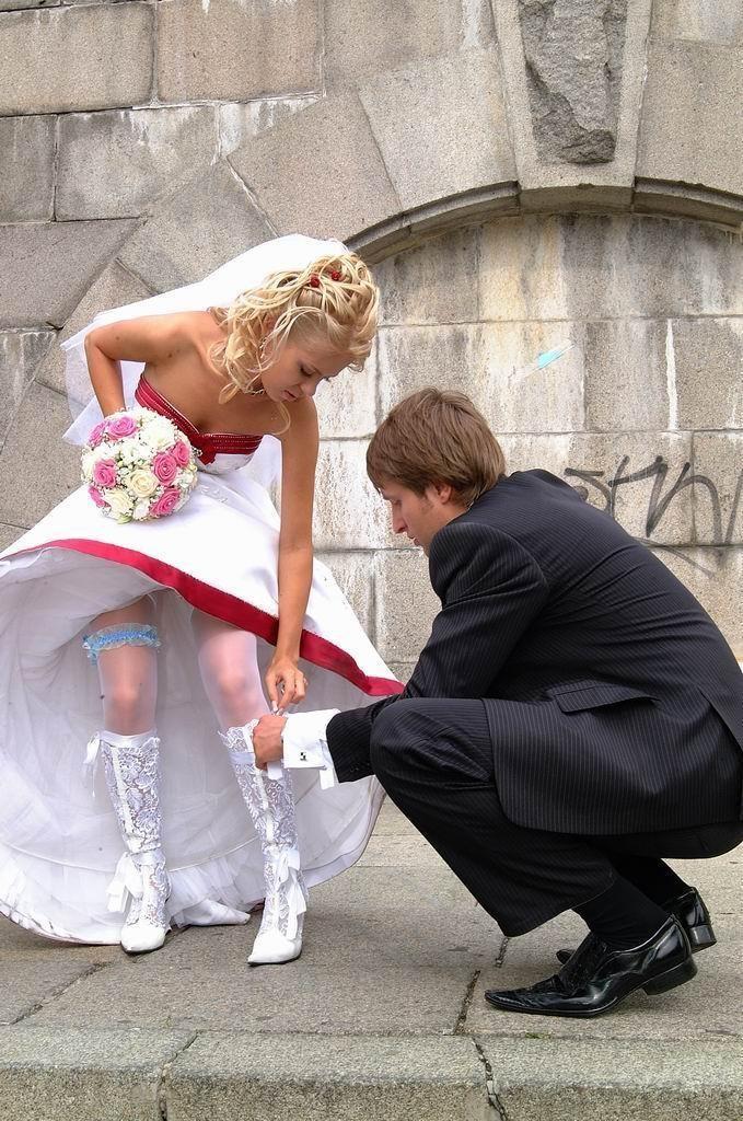Курьезы нагие невесты