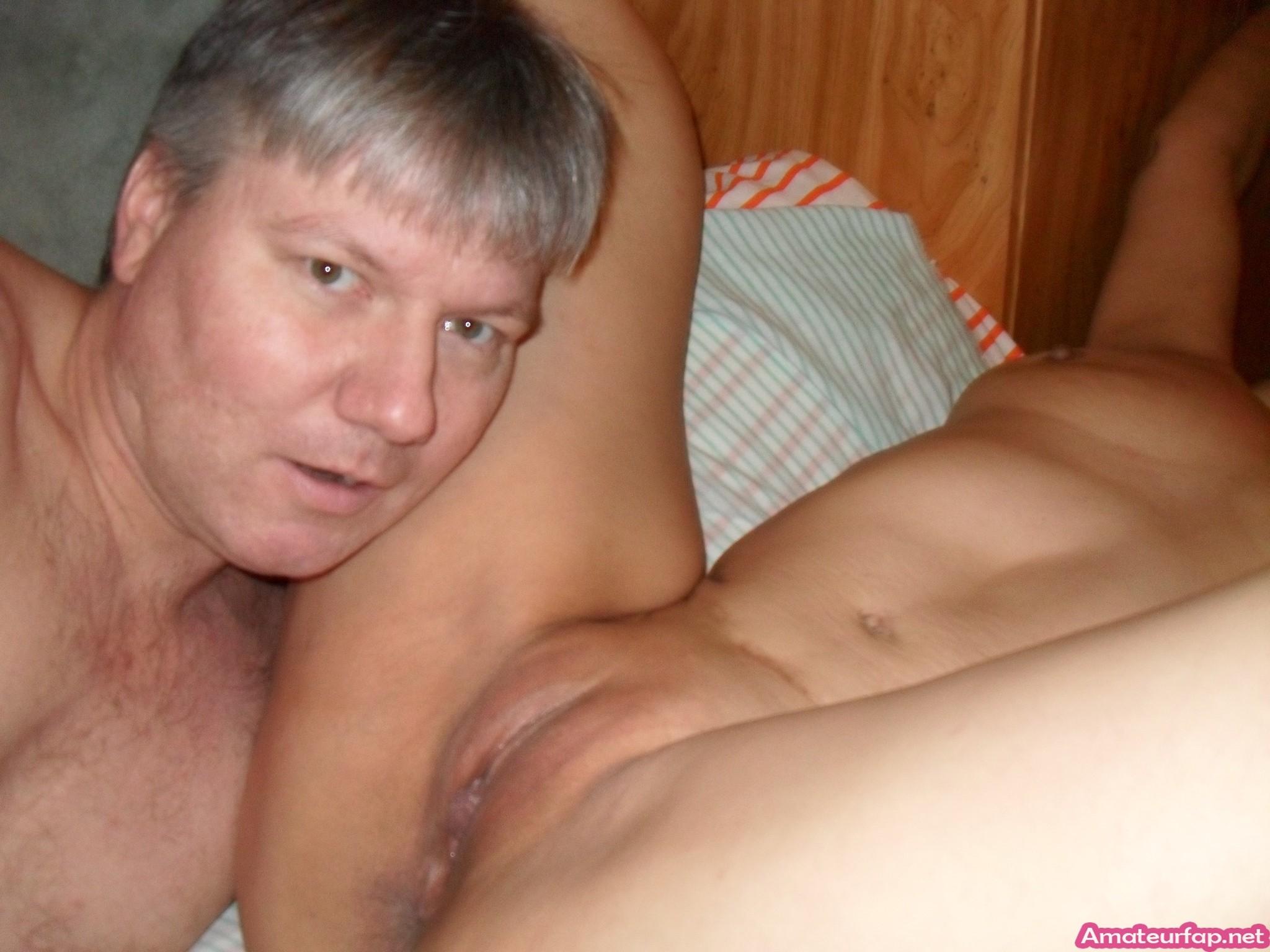 Домашний секс пожилой