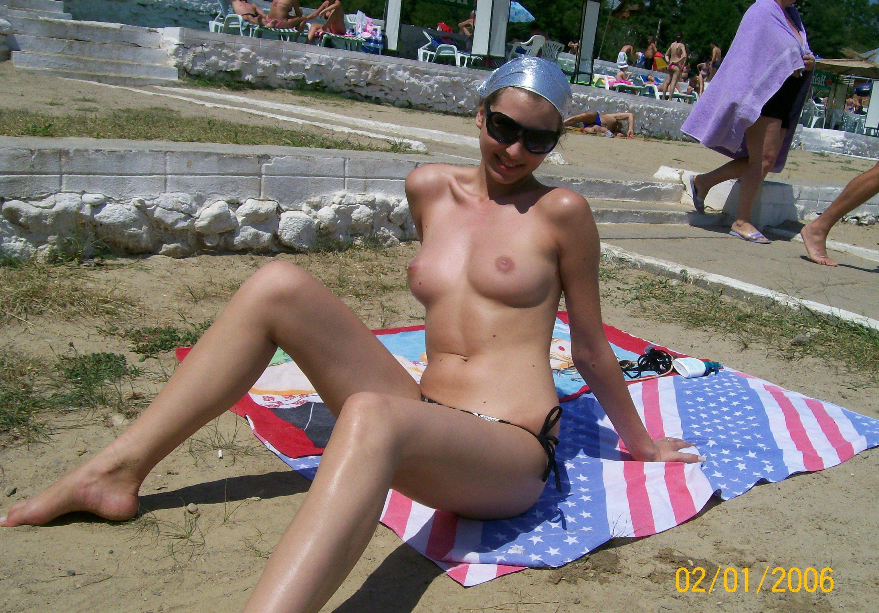 Пляжная эротика - компиляция 17
