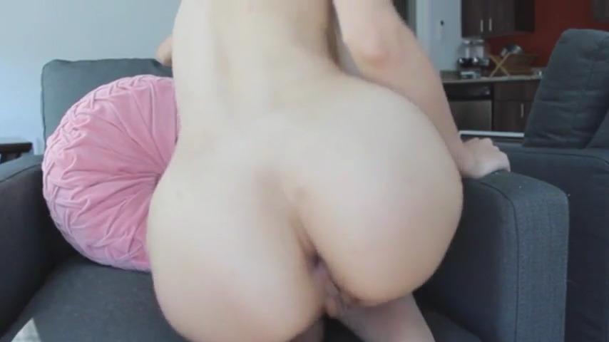Потрясающая анальная мастурбация классной девки