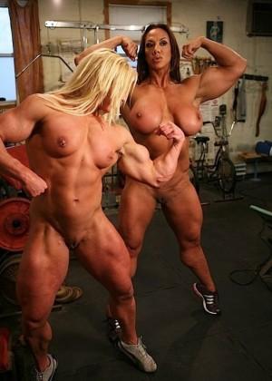 Мускул девушки порно #2