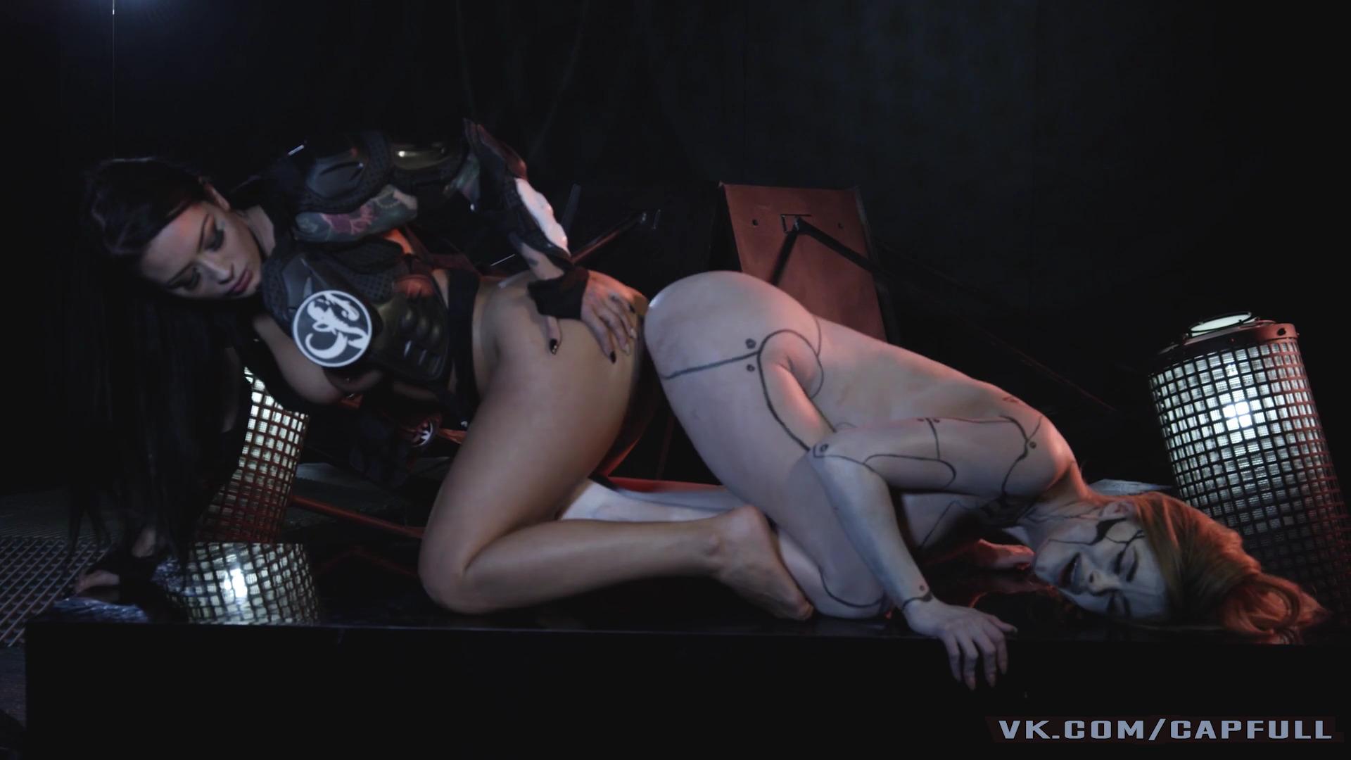 Лесбиянки инопланетянки