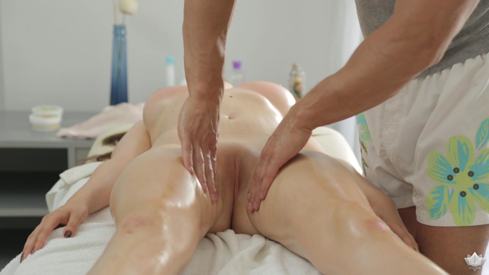 Секс хуй массаж