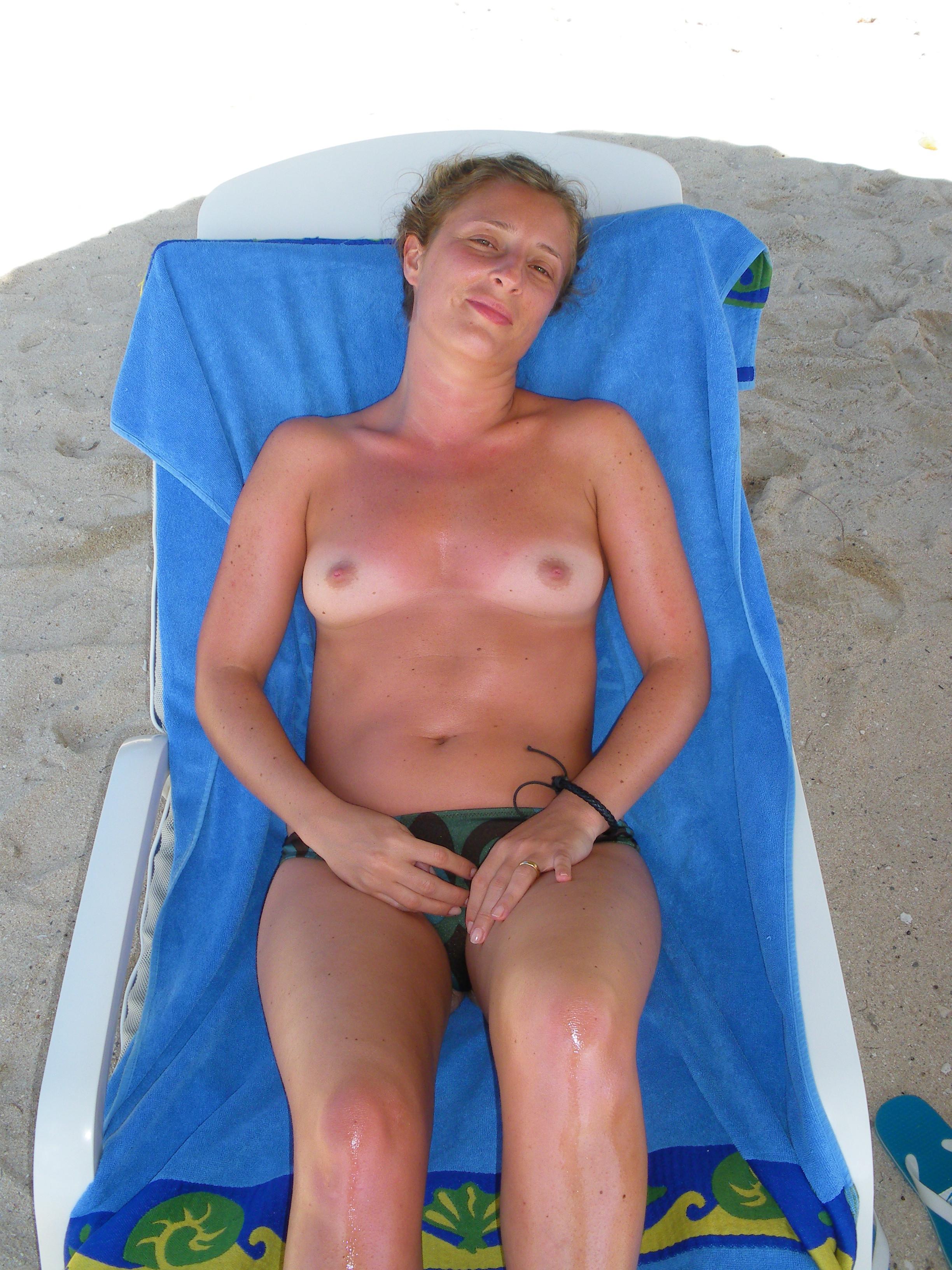Пляжная эротика - компиляция 19